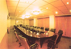 Meeting Hall At Mauritius.